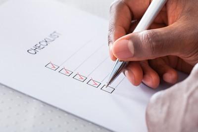 Checklist - Individuals Tax Returns - 2017