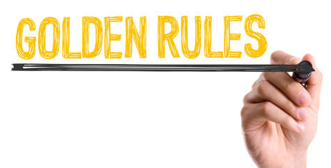 Golden Rules for Deductions